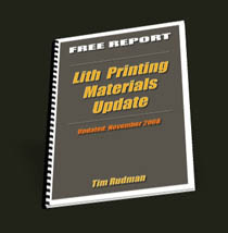 free report available with each order